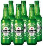 Cerveja lata Amstel
