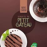 Sorvete de Petit Gateau