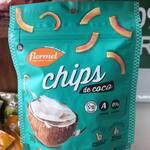 Chips de côco