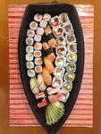 Barca Sushi (50 peças)