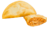 Pastel de frango frito 140gr
