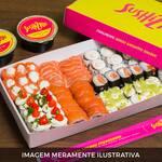 Combo gourmet - 100 peças