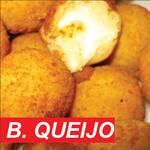 MINI BOLINHOS DE QUEIJO