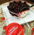 Cheesecake frutas vermelhas - 150g