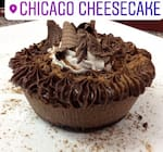 Cheesecake chococheese