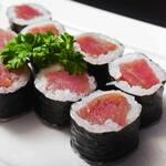 Hossomaki salmão grelhado