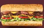 Sanduíche beef bacon chipotle 30cm