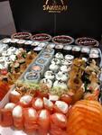 Combo família 200 peças especial c/ sashimi