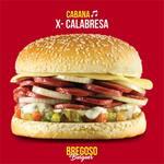 Cabana / X-Calabresa