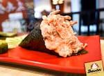 104 - Shimeji com Salmão Fresco e Cream Cheese
