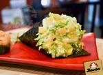 131 - Alface, Pepino Japonês, Manga e Cream Cheese