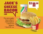 Nº 05 - jack's cheese bacon