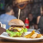 La Pulga Burger