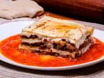 Lasagna à bolognesa
