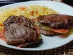 Steak surprise