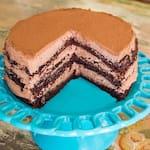 Bolo divino malt cake - inteiro grande