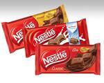 Barras chocolate nestle 100g