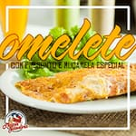 564 - omelete tradicional