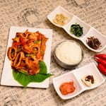 O jin ò bokkum - Porção individual