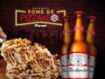 Combo (1 pizza família + 3 Budweiser)