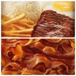 Bife 339 (bife com ovo frito, e bacon)