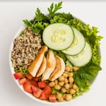 Arabian day (salada árabe)