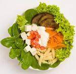 Glúten free day (salada sem glúten)