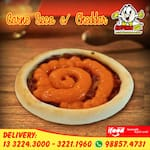 Esfiha AB* Carne Seca C/ Cheddar