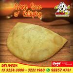 Fogazza Carne Seca C/ Catupiry