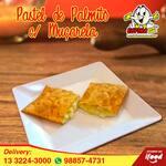 Pastel Palmito C/ Mussarela