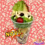 Full Salad PRIMAVERA VEG