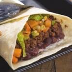 Burrito El mariachi (vegano)