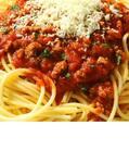 Segunda a sábado - espaguete + 1 opção de proteína + 1 opção de molho