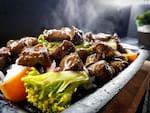 96 - teppan yaki carne