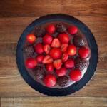 Brownie Cake - Bolo Grande (25 cm)