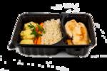 Refeição Executivo FRANGO - Escolha seu prato como base principal o FRANGO, Acompanha Porção Pocket de Açaí e suco Natural a sua escolha - 500ml.