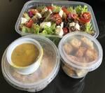 Salada Fit Camarão