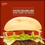 Combo - burgers chef salad  com super desconto