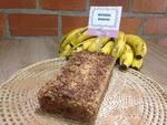 Torta de banana integral