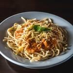 Spaghetti bologna (porção individual)