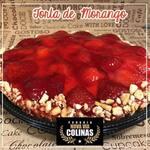 Torta de Morango - Grande