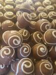Bombom de trufa sabor coco (10 unidades)