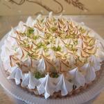 Torta de Limão - Grande