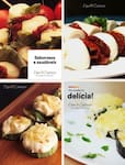 Promoção espettos vegetarianos (combinado)
