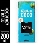 Agua de Coco del Valle