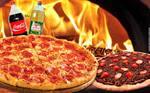 Na compra de 3 pizzas ganhe grátis 1 Broto de brigadeiro + 1 refrigerante 2 Litros+Possivel tx Gratis