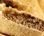 Pastel carne grande (unidade)