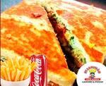 Ki lanchão especial + refrigerante lata + batata