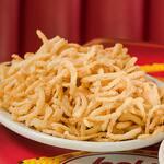 Porção de Onion Rings Individual