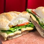 Cheese File Mignon Salada